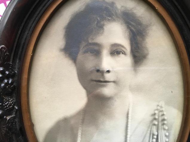Great Grandmother Weller